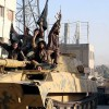 Airstrikes by U.S. and Allies Hit ISIS Targets in Syria