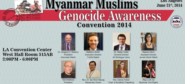 speakers for Genocide Awareness