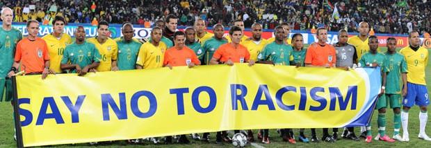FIFA Confed Cup Semi-Final: SA v Brazil