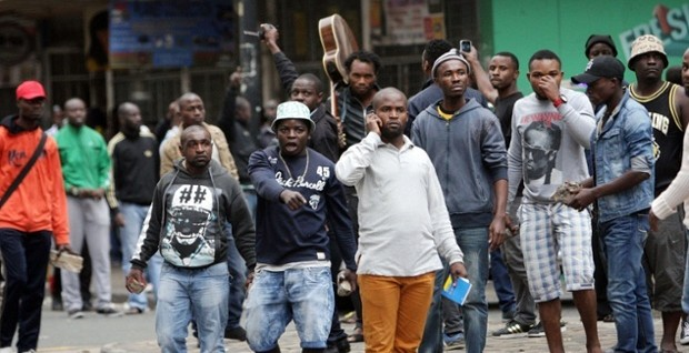 xenophobia in south africa essays