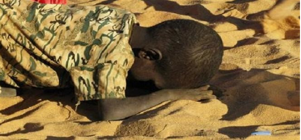 Darfur Africa Camps Genocide